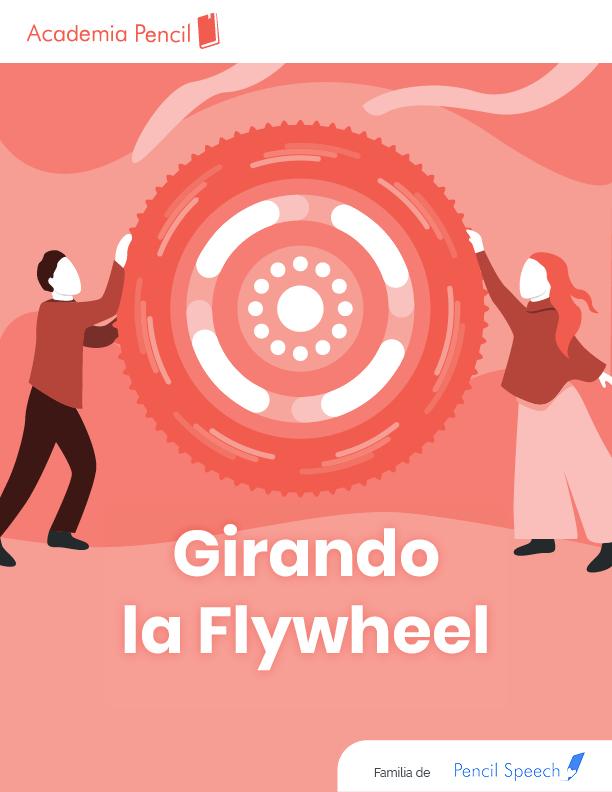 Girando la flywheel